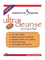 Ultra Cleanse Cleansing Softgel